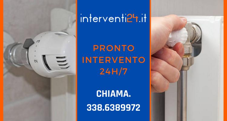 installazione valvole termostatiche Milano